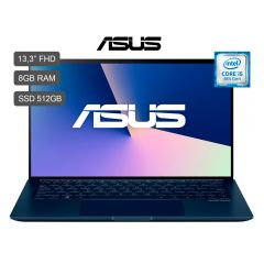 "Laptop Asus UX333FA-A3259TS 13.3"" Intel Core i5-8265U 512GB SSD 8GB RAM"