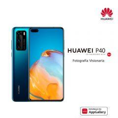 """Celular Libre Huawei P40 6.1"""" 128GB Blue"""