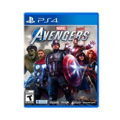 Videojuego Marvel Avengers PS4