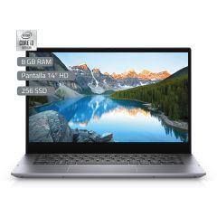 """Laptop Dell Inspiron 5400 2 en 1 14"""" Intel Core i3-1005G1 256GB SSD 8GB RAM"""