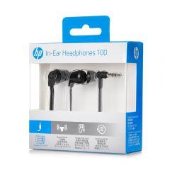 Audífonos HP 100 In-Ear Negros