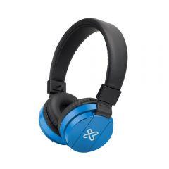 Audífono BT con micrófono Klip Xtreme KHS-620 BL