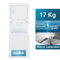 Centro de Lavado GLP Mabe MCL1740PSBB1 17kg/15 kg