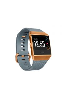 Reloj Smart Fitbit IONIC SLATE FB503CPBU-LA Blue/Burnt Orange