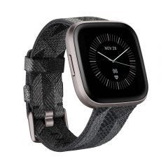 Reloj Smart Fitbit VERSA 2 FB507GYGY Special Edition Smoke Woven
