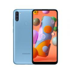 """Celular Libre Samsung Galaxy A11 6.3"""" 64GB Azul"""