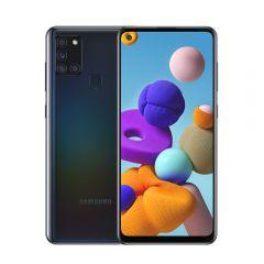 """Celular Libre Samsung Galaxy A21S 6.5"""" Negro"""