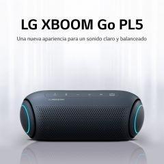 Parlante Bluetooth Portátil LG XBOOM Go PL5 Negro (2020)
