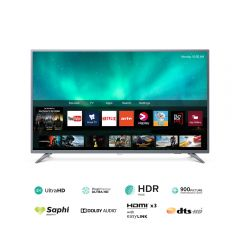 "TV Philips LED 4K UHD Smart 50"" 50PUD6513"