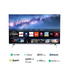 "TV Philips LED 4K UHD Smart 50"" 50PUD6654"
