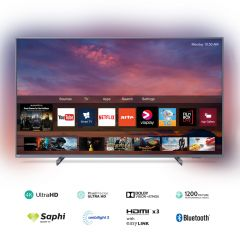 "TV Philips LED UHD Smart 55"" 55PUD6794"