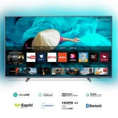 "TV Philips 4K UHD LED Smart 65"" 65PUD6794"