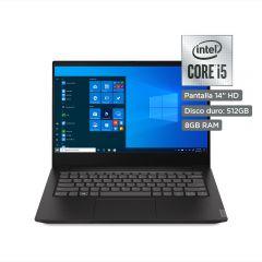 "Laptop Lenovo IdeaPad S340 14"" Intel Core i5 1035G4 512GB SSD 8GB RAM"
