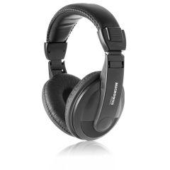 Audífono con micrófono Micronics Platinum MIC H701 Black