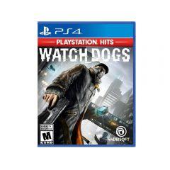 Videojuego WatchDogs Hit PS4