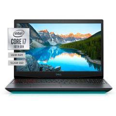 "Laptop Gaming Dell G5 5500 15.6"" Intel Core i7-10750H 512GB SSD 16GB RAM"