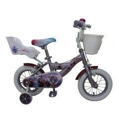 "Bicicleta Monark Frozen Team Aro 12"" Lila"