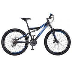 "Bicicleta Monark Tornado Aro 27.5"" Negro Azul"