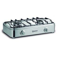 Cocina Mesa GLP Miray CMS-2H 2 Hornillas