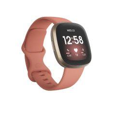 Reloj Smart Fitbit VERSA 3 CLAY/SOFT GOLD