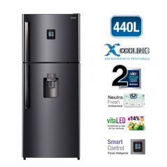 Refrigeradora Winia WRT-46GMBD No Frost 440L