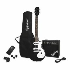 Pack de Guitarra Epiphone PPEG-ENOPEBCH3 Negro
