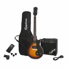 Pack de Guitarra Epiphone PPEG ENOPVSCH3 Sunburst