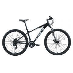 "Bicicleta Oxford Merak 1 Aro 29"" M 21V Negro/Blanco"