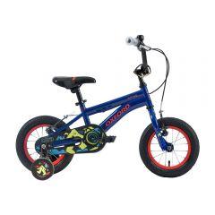 """Bicicleta Infantil Oxford Spine Aro 12"""" 1V  Azul"""