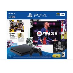 Consola PS4 Slim 1TB Sony FIFA 21