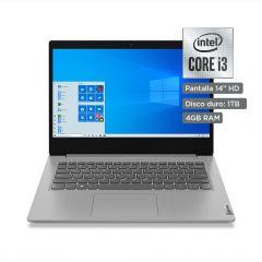 "Laptop Lenovo IdeaPad 3 14IIL05 14"" Intel Core i3 1005G1 1TB 4GB RAM"