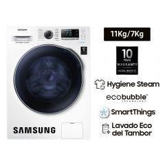 Lavaseca Samsung WD11J64E4AW/PE 11kg/7kg