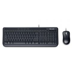 Teclado con Mouse Microsoft APB-00004