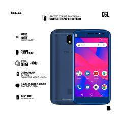 "Celular Blu C6L 5.0"" 16GB Azul"