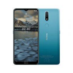 """Celular Libre Nokia 2.4  6.5"""" 64GB Azul"""