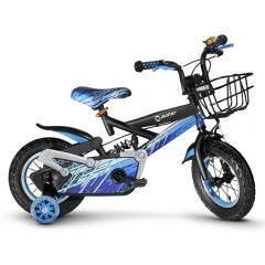 "Bicicleta Para Niños 12"" Miray BCM-N(12)AZ"