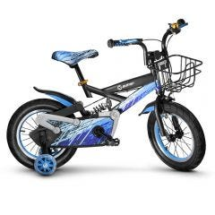 "Bicicleta Para Niños 14"" Miray BCM-N(14)AZ"
