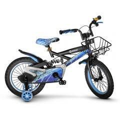 "Bicicleta Para Niños 16"" Miray BCM-N(16)AZ"