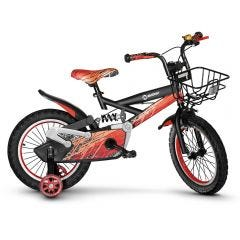 "Bicicleta Para Niños 16"" Miray  BCM-N(16)R"