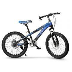 """Bicicleta Para Niños 20"""" Miray BCM-NA(20)AZ"""