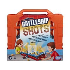 Battleship Shots Gaming