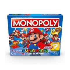 Monopoly Super Mario ¡Celebración Monopoly!