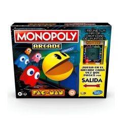 Juego Monopoly Arcade Pac