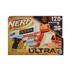 Lanzador Nerf Ultra Five