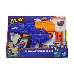Lanzador Nerf Elite Shellstrike DS-6