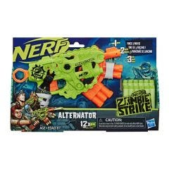 Nerf Zombie Strike Lanzador Alternator