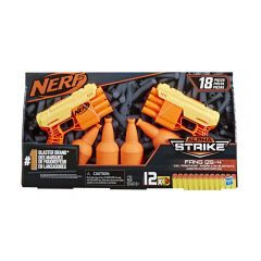 Fang Qs-4 Set Doble De Puntería Nerf
