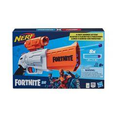 Nerf Fortnite - Lanzador Sr - 4 Dardos Con Percutor