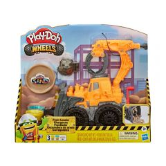 Play-Doh Wheels Tractor Excavador
