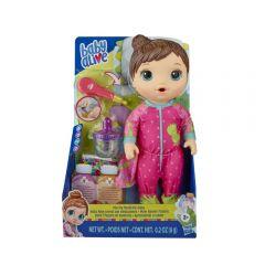 Baby Alive Muñeca Mix My Medicine Baby Doll Dino Hasbro